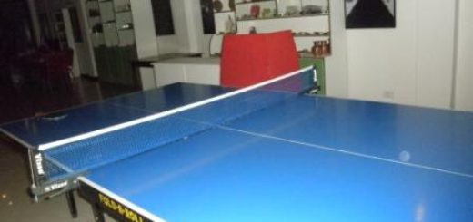 Table Tennis at Fun Zone at Club Mahindra Baiguney