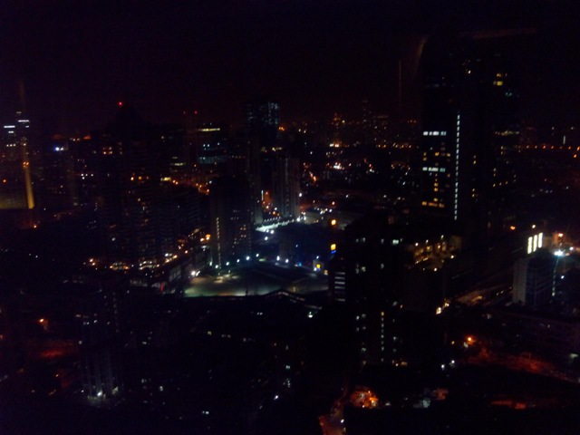 Best Restaurants in Mumbai, View from Aer