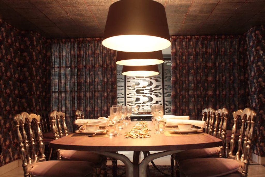 Private dining at P & C, Narendra Bhawan, Best place to stay in Bikaner