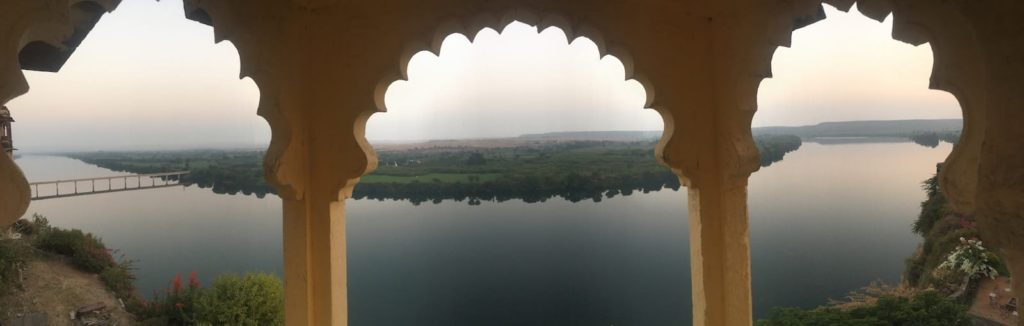 Breathtaking Views from Bhainsrorgarh Suite or Rooftop of hotels in fort