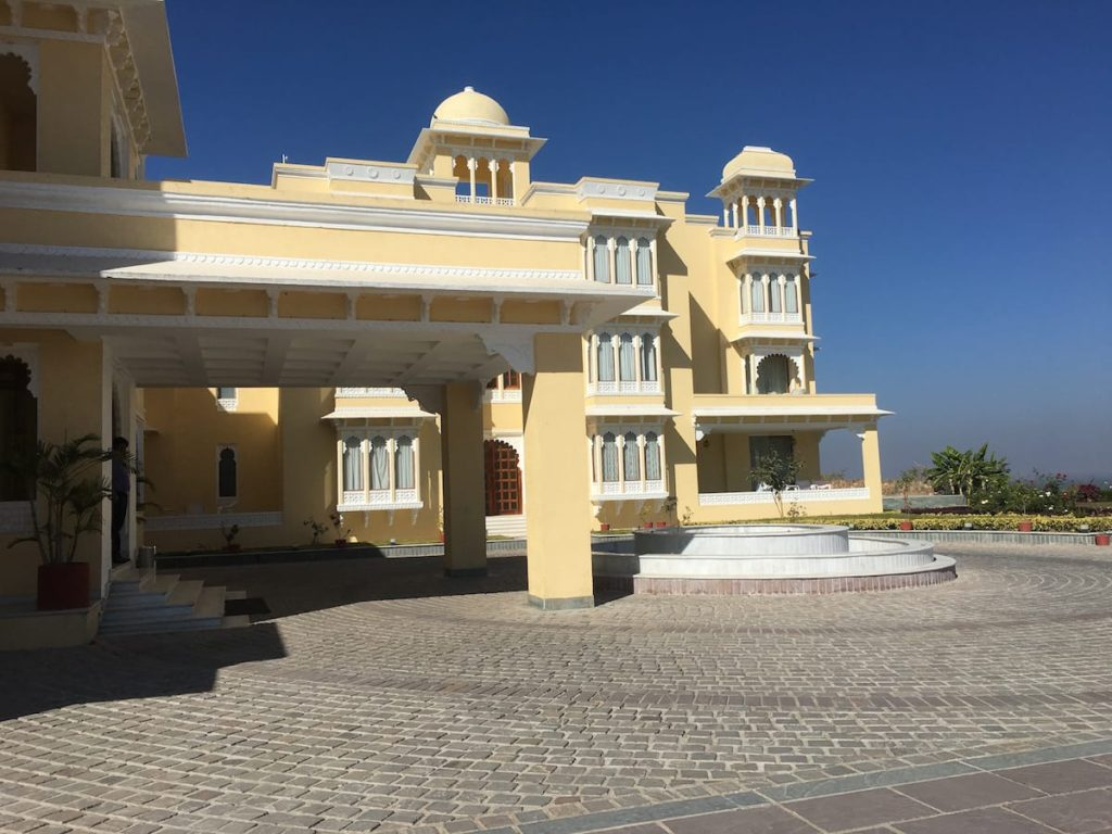 Just Brij Bhoomi Resort, best place to stay in Nathdwara