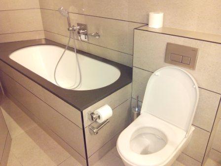 Bathtub in Bathroom, Hotel Balmoral Paris