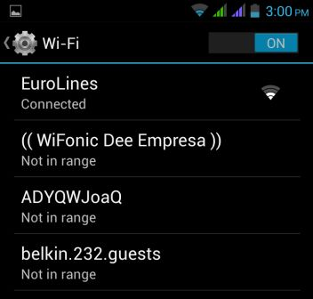 Free Wifi Onboard Eurolines