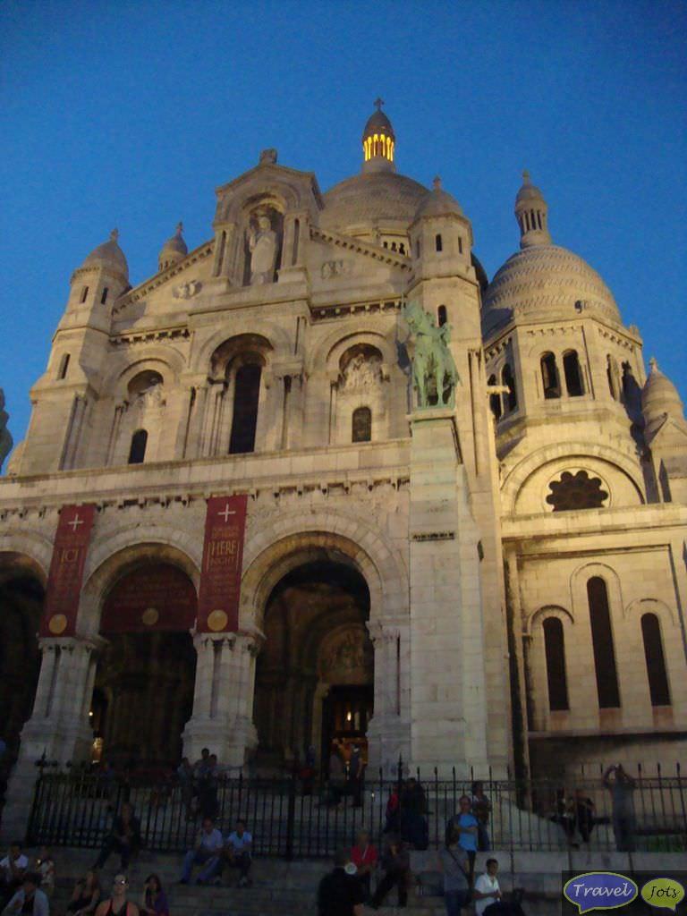Sacré-Cœur Basilica, one of the top catholic churches of the world