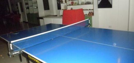 Table Tennis at Fun Zone at Club Mahindra Baiguney