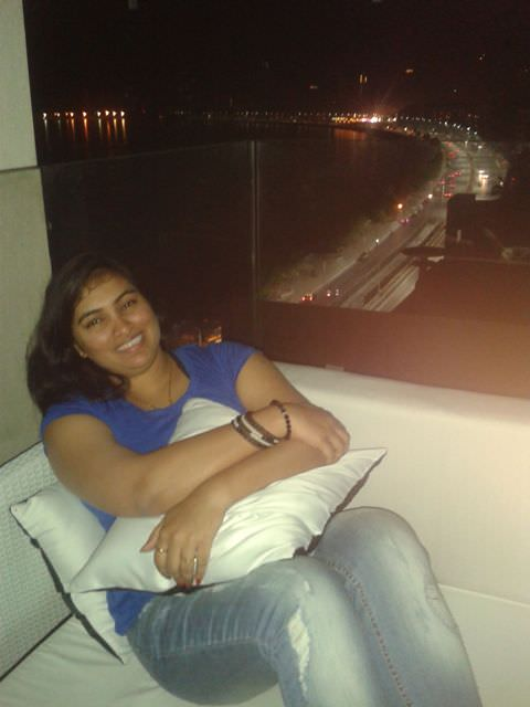 The magnificent views from the best restaurants in Mumbai. Finding Happiness near Marine Drive in Mumbai