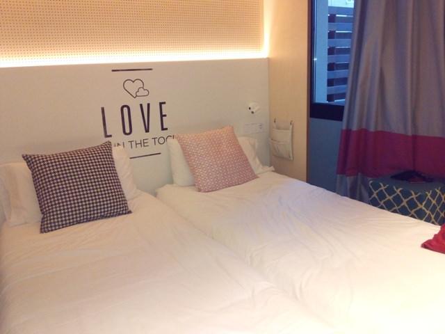 My Suite at Toc Hostel Barcelona