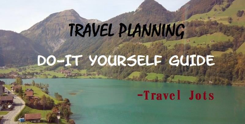 Travel Planning Guide from Travel Jots
