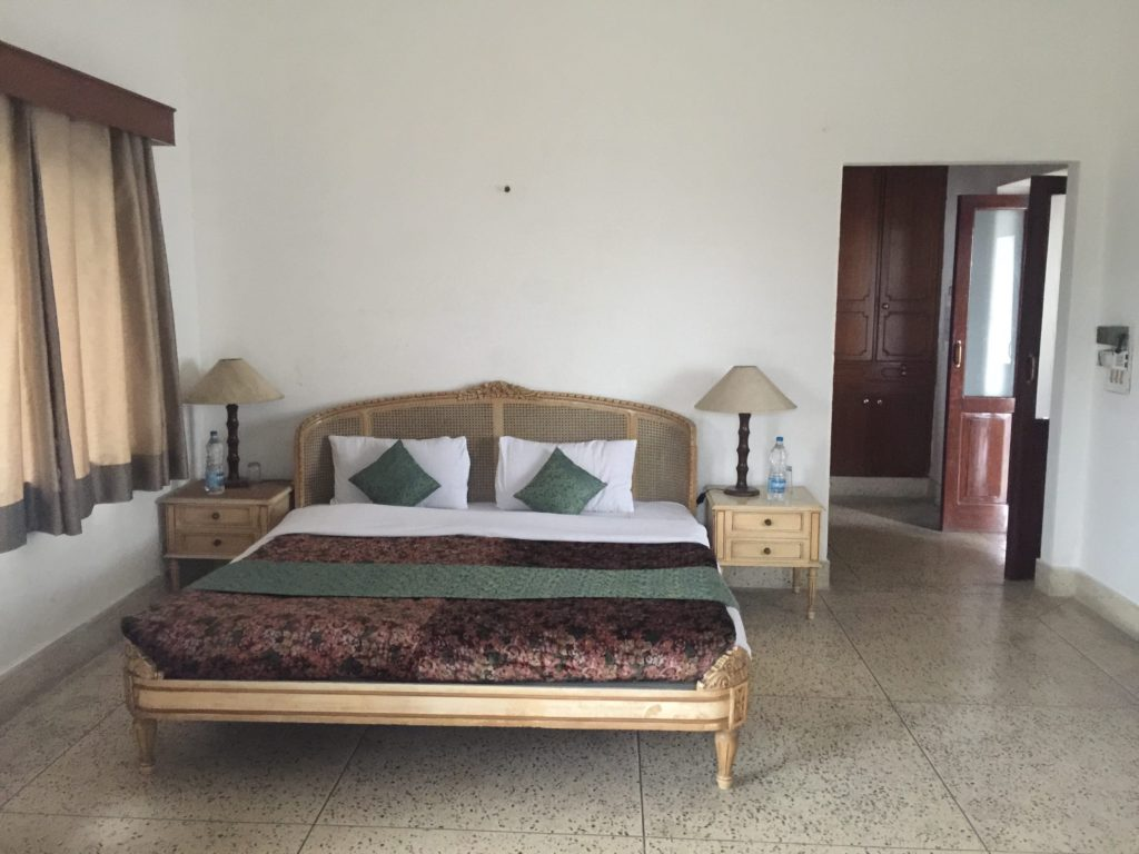 Room Interiors at best weekend getaway Delhi